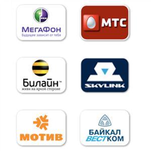 Операторы сотовой связи Саяногорска
