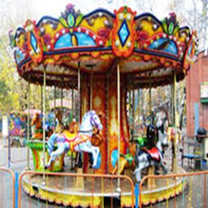 Парки культуры и отдыха Саяногорска