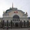 Железнодорожные вокзалы в Саяногорске