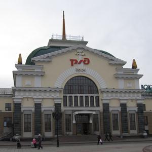 Железнодорожные вокзалы Саяногорска